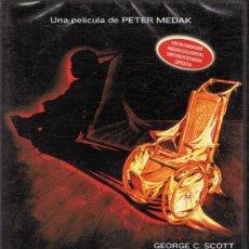 Cine: DVD AL FINAL DE LA ESCALERA GEORGE C. SCOTT (PRECINTADO). Lote 105087799