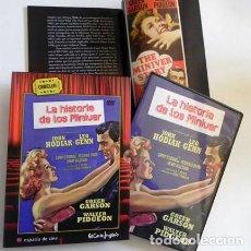 Cine: LA HISTORIA DE LOS MINIVER - DVD + LIBRETO - PELÍCULA OBRA MAESTRA - GREER GARSON W PIDGEON - L GENN. Lote 105163191