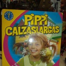 Cine: PIPPI CALZASLARGAS.SERIE COMPLETA EN 7 DVD.BOX.PLANETA JUNIOR.. Lote 105164767