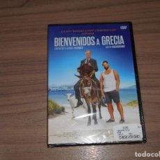 Cine: BIENVENIDOS A GRECIA DVD AÑO 2015 NUEVA PRECINTADA. Lote 294373958
