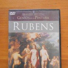 Cine: DVD RUBENS - GRANDES ARTISTAS Y GENIOS DE LA PINTURA (D6). Lote 105254803
