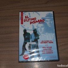 Cine: EL ULTIMO DISPARO EDICION ESPECIAL DVD + LIBRO DE ANTHONY MANN JOHN IRELAND NUEVA PRECINTADA. Lote 183907837
