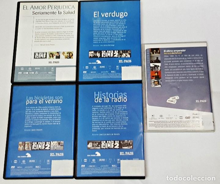 Cine: Lote de 5 DVD del El Pais. - Foto 2 - 105587567
