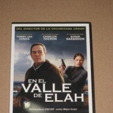 Cine: EN EL VALLE DE ELAH (DVD SLIM). Lote 105596659