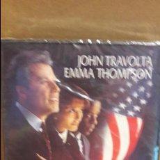 Cine: PRIMARY COLORS / JOHN TRAVOLTA - EMMA THOMPSON / DVD - PRECINTADO.. Lote 105677379