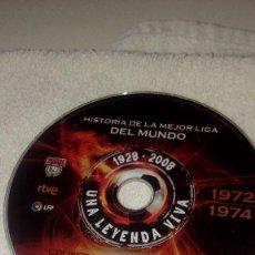 Cinema: CAJ-101217 SOLO DVD SIN CARATULA CRUYFF LLEGO VIO Y VENCIO . Lote 105695227