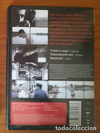 Cine: GOMORRA -DVD- MATTEO GARRONA, ROBERTO SAVIANO, TONI SERVILLO... - Foto 2 - 105712447