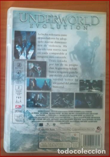 Cine: UNDERWORLD EVOLUTION -DVD- KATE BECKINSALE, SCOTT SPEEDMAN, LEN WISEMAN... - Foto 2 - 105712643
