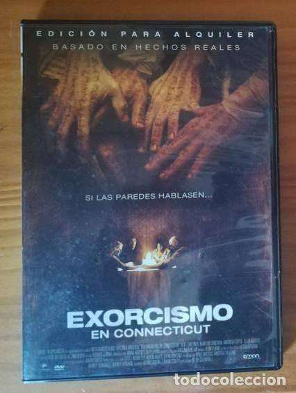 EXORCISMO EN CONNECTICUT -DVD- PETER CORNWELL, VIRGINIA MADSEN, KYLE GALLNER... TERROR (Cine - Películas - DVD)