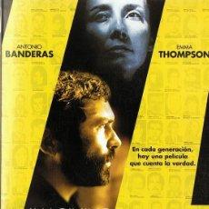 Cine: DVD IMAGINING ARGENTINA ANTONIO BANDERAS . Lote 105739267