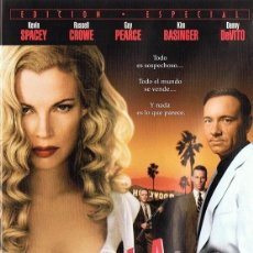 Cine: DVD L.A. CONFIDENTIAL KEVIN SPACEY. Lote 105744503