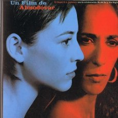 Cine: DVD HABLE CON ELLA LEONOR WATLING . Lote 105745983