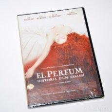 Cine: DVD – EL PERFUM - PRECINTADO. Lote 105783430