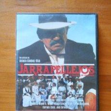 Cine: DVD JARRAPELLEJOS - LA PELICULA DE UN CRIMEN - ANTONIO GIMENEZ-RICO (5W). Lote 105875871