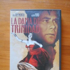 Cine: DVD LA DAMA DE TRINIDAD - RITA HAYWORTH - GLENN FORD (5W). Lote 105875979