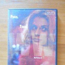 Cine: DVD PARIS TEXAS - WIM WENDERS (5W). Lote 105876067