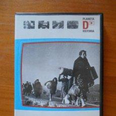 Cine: DVD EXILIO - EL EXILIO REPUBLICANO ESPAÑOL 1939-1978 (5W). Lote 105876107