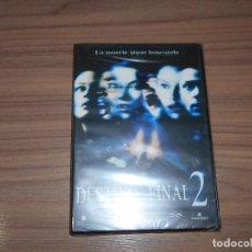 Cine: DESTINO FINAL 2 DVD TERROR NUEVA PRECINTADA. Lote 105890519