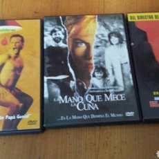 Cine: LOTE 3 DVD. Lote 105890884