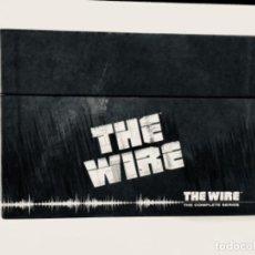 Cine: THE WIRE (BAJO ESCUCHA), LA SERIE COMPLETA. Lote 105893963