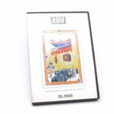Cine: DVD – CANCIONES PARA DESPUÉS DE UNA GUERRA. Lote 105869524