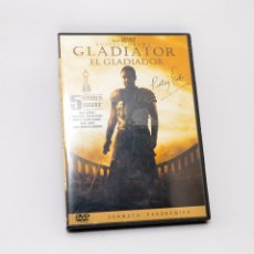 Cine: DVD – GLADIATOR. Lote 105869416