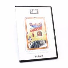 Cine: DVD – CANCIONES PARA DESPUÉS DE UNA GUERRA. Lote 105869528