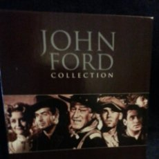 Cine: JOHN FORD COLLECTION DVD. Lote 105948711