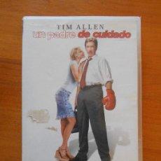 Cine: DVD UN PADRE DE CUIDADO - TIM ALLEN (7U). Lote 105978083