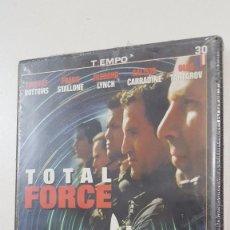 Cine: TOTAL FORCE . PRECINTADA. Lote 105981647