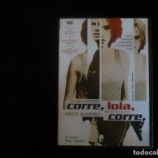 Cine: CORRE LOLA CORRE - DVD COMO NUEVO. Lote 105991039