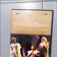 Cine: SANSON Y DALILA OPERA . Lote 105994115