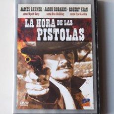 Cine: LA HORA DE LAS PISTOLAS - JAMES GARNER -JASON ROBARDS - ROBERT RYAN - OESTE . WESTERN. Lote 106031243