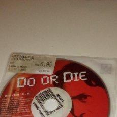 Cine: CAJ-101217 SOLO DVD SIN CARATULA DVD DO OR DIE . Lote 106091111