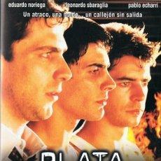 Cine: DVD PLATA QUEMADA EDUARDO NORIEGA . Lote 106148787