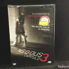 Cine: INSIDIOUS 3 - DVD. Lote 106246103