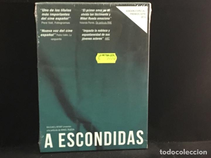 A ESCONDIDAS - DVD EDICIÓN DIGIPACK GOYAS (Cine - Películas - DVD)