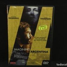 Cine: IMAGING ARGENTINA - DVD ANTONIO BANDERAS. Lote 106345664