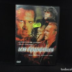 Cine: LOS INMORTALES - DVD. Lote 106553972