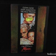 Cine - Las amistades peligrosas - dvd - 106560211