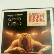 Cine: EL LUCHADOR, CON MICKEY ROURKE Y MARISA TOMEI.. Lote 106560832