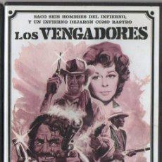 Cine: LOS VENGADORES. DVD-3556. Lote 194924761