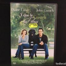 Cine: Y QUE LE GUSTEN LOS PERROS - DVD. Lote 106581210