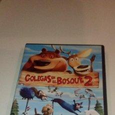 Cine: DVD COLEGAS EN EL BOSQUE 2 SIN DVD SOLO LA CARATULA . Lote 106654599