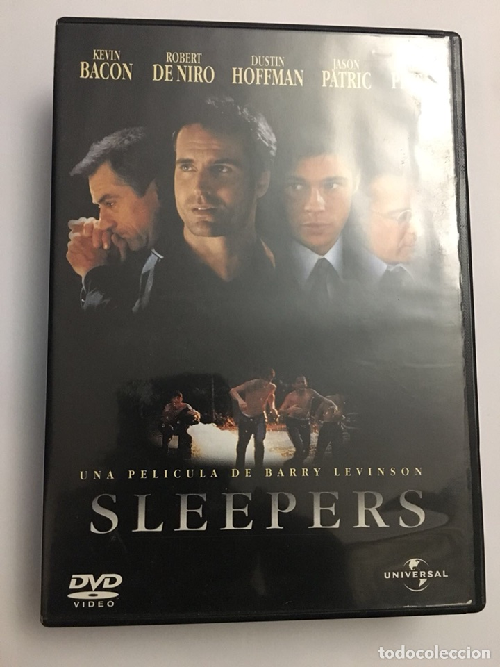 2b4bc44de5e sleepers dvd - Comprar Películas en DVD en todocoleccion - 106675555