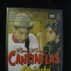 Cine: CANTINFLAS - AHI ESTA EL DETALLE - DVD.. Lote 112356063