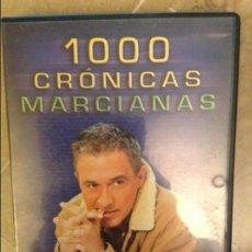 Cine: 100 CRONICAS MARCIANAS. LO MEJOR DE LO MEJOR (DVD). Lote 106965275