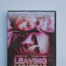 Cine: DVD - LAS VEGAS / LEAVING. Lote 106983672