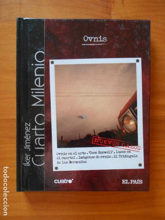 dvd + libro cuarto milenio 10 - ovnis - iker ji - Comprar Películas ...