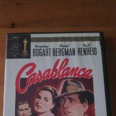 Cine: DVD CASABLANCA. Lote 107192016